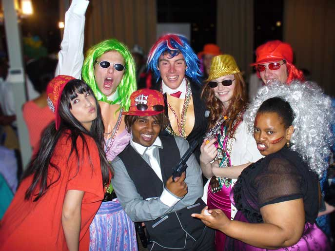End Of Year Christmas Party Ideas Part - 41: ... At Your Murder Mystery Party U2013 A FUN, Facilitated Company Christmas  Party Where Laughter Is The Name Of The Game And Your Colleagues Feel Safe  To Step ...